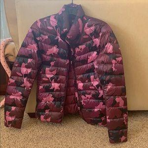 Down packable coat